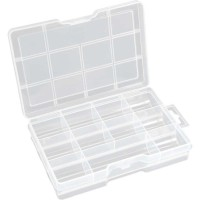 InLine® Small Components Box 11 étagères 213x114x35mm