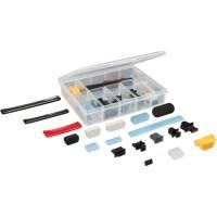 Kit anti-poussière InLine® pour toutes les interfaces PC externes communes 44pcs.
