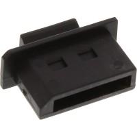 InLine® Dust Cover pour DisplayPort socket noir 50 pcs.