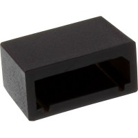 InLine® Dust Cover pour DisplayPort plug noir 50 pcs.