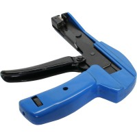 Pince attache-câbles avec dispositif à couper
