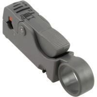Outil à dénuder InLine® pour câble coaxial RG58 / 59/62/6 / 3C / 4C / 5C