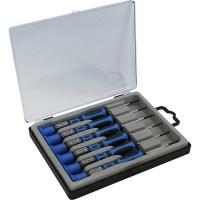 Jeu de tournevis pour électronique de précision InLine®, 6 pièces Torx PC Server Notebook