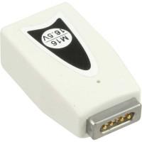 Bloc d'alimentation Inline® Notebook TIP M16 (16,5 V), pour Apple Macbook Pro, 90W / 120W, blanc