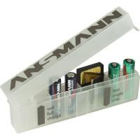 Ansmann boîte batteries pour max 8 accumulateurs et/ou supports d'enregistrement (4000033)