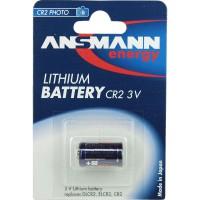 Ansmann batterie photo lithium 3V CR2, 1 x blister (5020022)