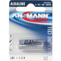 Ansmann batterie 1,5V alcaline type LR1 (5015453)