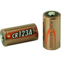 Ansmann Lithium Photo batterie 3V CR123A en vrac, 1 pcs., (5020011)