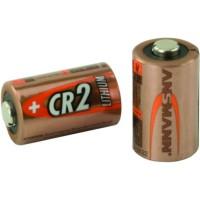 Ansmann Lithium Photo batterie 3V CR2, 1 pièces, (5020021)