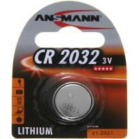 Ansmann pile bouton 3V Lithium CR2032 (5020122)