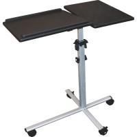 Chariot InLine® pour ordinateur portable et projecteur hauteur 700 - 900mm