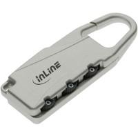 InLine® Premium Security Lock en acier trempé à 3 chiffres