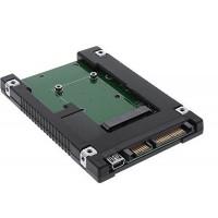 "InLine® Drive Adapter 2.5 ""SSD SATA vers mSATA"
