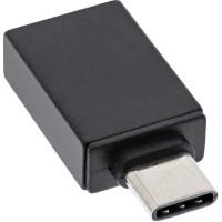 Adaptateur InLine® USB 3.1, type C mâle à A femelle (Gen.1)