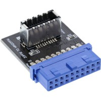 Adaptateur InLine® USB 3.0 à 3.1 interne