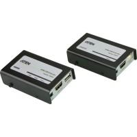 Prolongateur HDMI + USB, ATEN VE803, prolongateur jusqu'à 60 m avec câble TP, avec audio