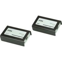 Extension HDMI, ATEN VE800A, max. 60m via un câble réseau RJ 45, compatible 3D, FullHD, HDCP