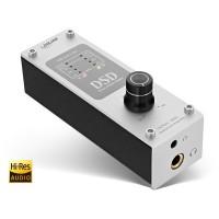 Ampli casque InLine® AmpUSB Hi-Res AUDIO HiFi DSD DAC USB 192kHz / 24bit