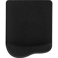 Tapis de souris InLine® avec repose-poignet en gel 235x185x25mm noir