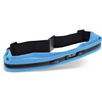 Sac de sport InLine® Duo bleu, stretch, tour de taille 78-125cm