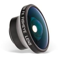 Lentille intelligente universelle InLine® Fisheye 0,30x