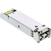 Module SFP InLine multimode fibre optique SX 850 nm avec prises LC, 550 m, 1,25 Gbps