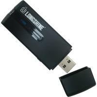 Adaptateur sans fil Longshine, LCS-8133, USB 3.0, 300Mbit / s