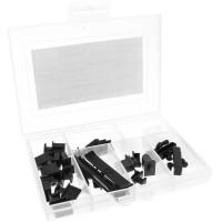 Kit anti-poussière InLine® pour panneau avant et lecteur de carte, 30 pièces.