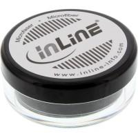 Tampon de nettoyage InLine® pour smartphones et tablettes