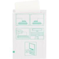 Cartes nettoyantes pour lecteur cartes, 10 pcs.
