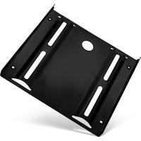 JEU de cadre de montage InLine® HDD / SSD avec SATA et câble d'alimentation, coudés, avec vis