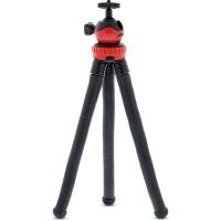 Mini-trépied InLine® Multi Grip Flex 290 mm, pieds en caoutchouc flexibles