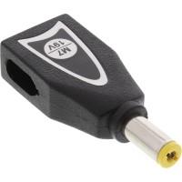 InLine® Switch Plug M7 pour alimentation universelle 90W / 120 W noir