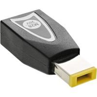 InLine® Switch Plug M28 (20V) pour alimentation universelle 90W / 120 W noir