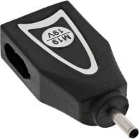 InLine® Switch Plug M19 (19V) pour alimentation universelle 90W / 120 W noir