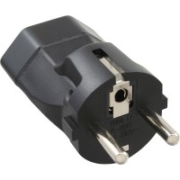 Batterie alcaline haute énergie InLine®, Micro (AAA), blister de 10 pièces