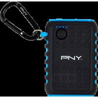 Batterie de secours PNY noire outdoor 7800 mAh