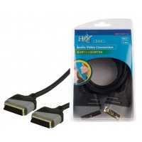 CABLE DE CONNEXION AUDIO/VIDEO ANALOGIQUE HQ - 1.5m