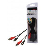 CABLE AUDIO BASIQUE HQ - 2.5m