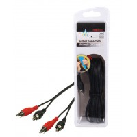 CABLE AUDIO BASIQUE HQ - 5m