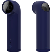 Caméra RE HTC bleue