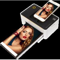Imprimante Kodak Dock Printer PD450 blanche et noire