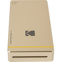 Mini imprimante photo dorée Kodak PM-210