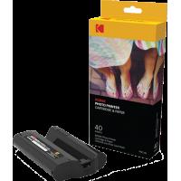 40 papiers photo pour imprimante Dock Printer Kodak