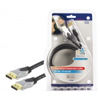 CABLE DISPLAYPORT HAUTE QUALITE 1.5 M HQ