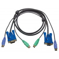 CABLE KVM VGA + PS/2 ATEN