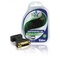 ADAPTATEUR DVI 29M-VGA HD15 F HQ