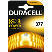 Pile bouton Duracell 377