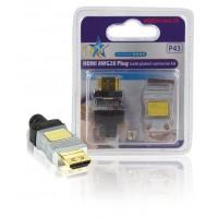 FICHE HDMI 19P AWG28 HQ