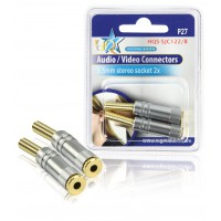 HQ 3.5mm sockets (2x)